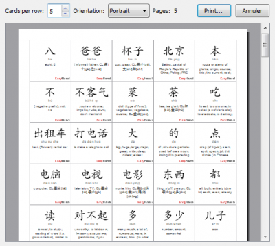 What Is Easy Hanzi The Chinese Flashcard Software